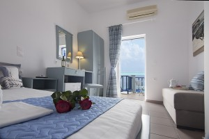 Lotos Sougia Superior double room 3