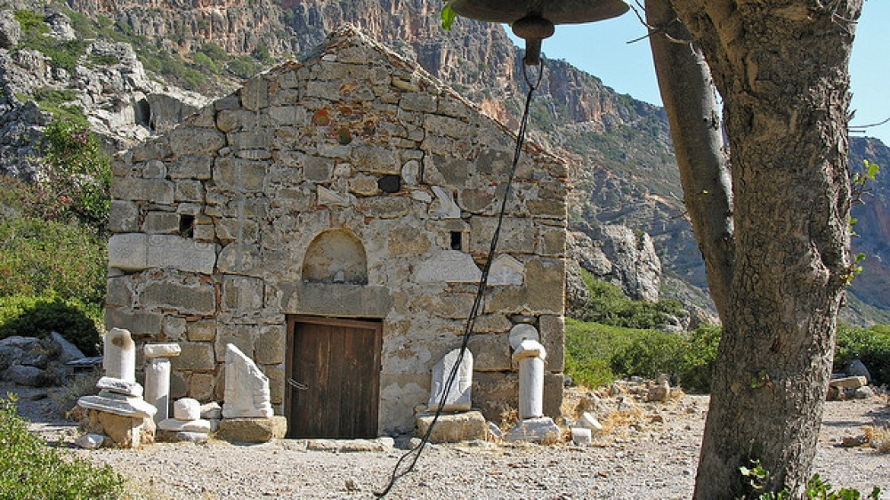 Panagia_ chapel_in_Lissos