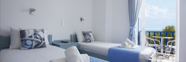 Standard Double Room_ Lotos Sougia