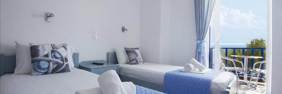 Standard Double Room_ Lotos Sougia