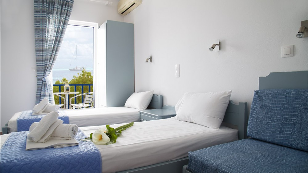 Superior double room_ Lotos Sougia